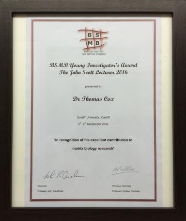 Thomas Cox BSMB Young Investigator Award 2016.jpg