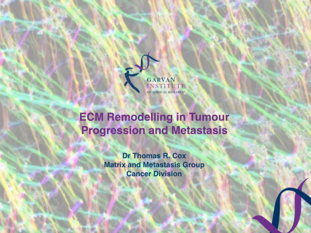 ECM Remodelling in Tumour Progression and Metastasis