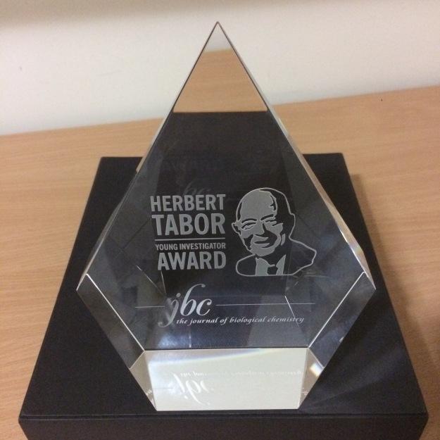 Herbert Tabor Award