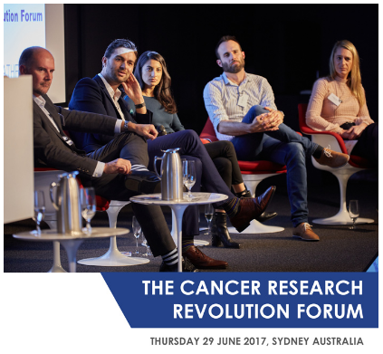The Pathfinders Cancer Research Revolution Forum